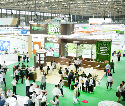 NEX China Takes the Express for Healthy Food Together with Natural Extract Enterprises