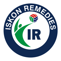 Iskon Remedies logo