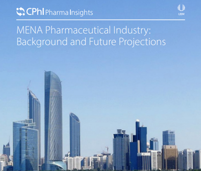 MENA Pharma Industry Report