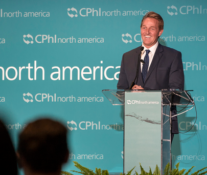 Can Pharma Expect More Skilled Worker Visas in the Future? Don't Count on It, Says Former Senator Jeff Flake